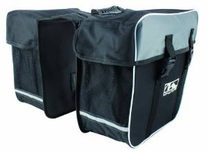 Double Day Tripper Bicycle Pannier by M-Wave