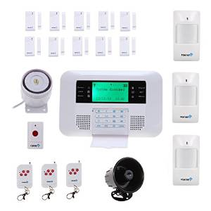 Fortress Security Store GSM-B Wireless Home Security System