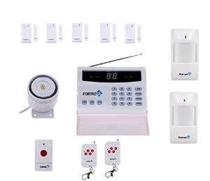 Fortress Security Store S02-A Wireless Home Security System