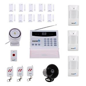 Fortress Security Store S02-B Wireless Home Security System