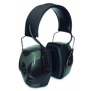 Howard Leight Impact Pro Electronic Shooting Earmuffs by Honeywell