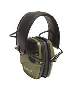 Impact Sport OD Electric Earmuff by Howard Leight