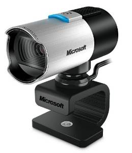 Microsoft Q2F-00013 LifeCam Studio Webcam