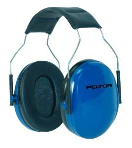 Peltor Junior Earmuff, 3M Blue