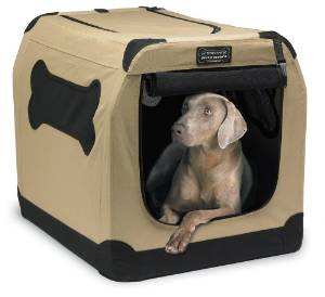 Petnation 36-Inch, Pet Home, Indoor/Outdoor for up to 70 Pounds Pets