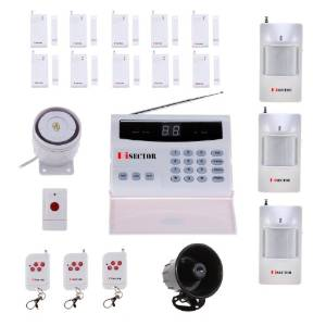 PiSector S02 Wireless Home Security System