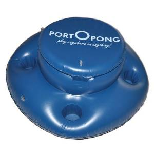 PortOPong Inflatable Floating Cooler