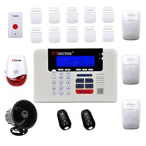 Professional Wireless Home Security System