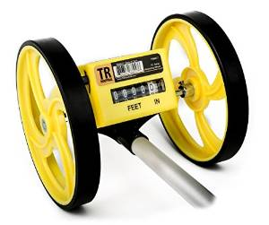 TR Industrial TR88017 FX Series Collapsible Measuring Wheel