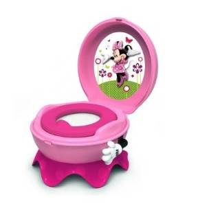 The First Years – Disney Minnie Mouse 3-in-1 Celebration Potty Seat