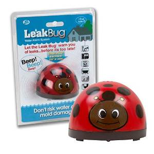 Water Alarm – Leak Bug Electronic Leak Detector