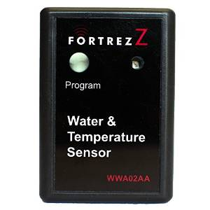 Wireless Water and Temperature Sensor