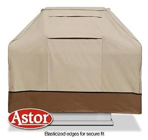 Astor Premium Heavy Gauge Barbecue Grill Cover