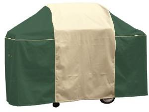Char-Broil Artisan 64-Inch Mountain Green Grill Cover