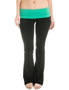 Cotton Cantina Yoga Pants For Juniors