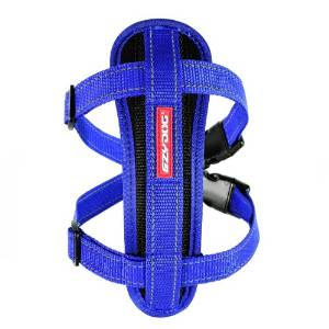 EzyDog Custom Fit Chest Plate Dog Harness