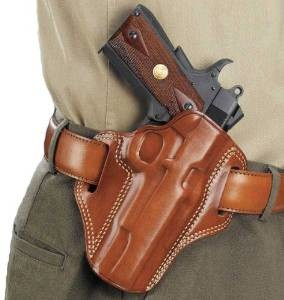 Galco Master Belt Combat Holster