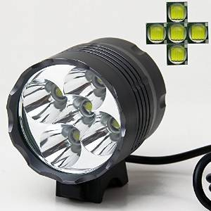 Gugou Waterproof CREE T6 LED Bicycle Light