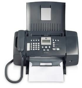 HP FAX 1250 Fax Machine