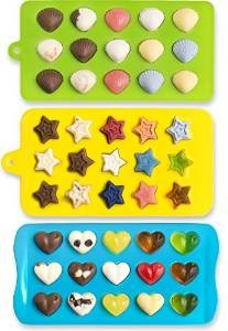 Ice Cube &Candy Molds SiliconeTrays