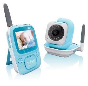 Infant Optics DXR-5 Digital Video Baby Monitor