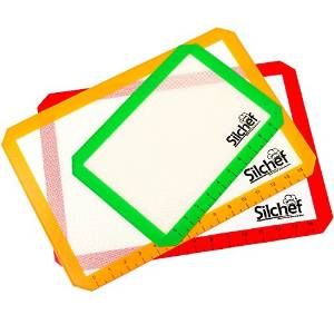 Silchef Silicone Professional Baking Mats