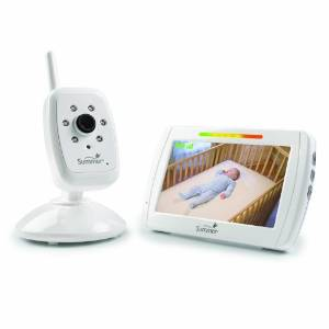 Summer Infant In-View Digital Color Video Baby Monitor