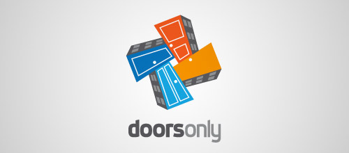 doors only logo designs