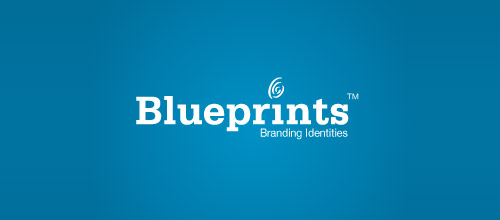 blueprints fingerprint logo designs
