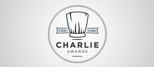 Charlie chef hat logo designs