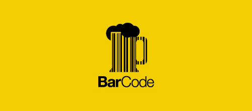bardcode beer logo designs