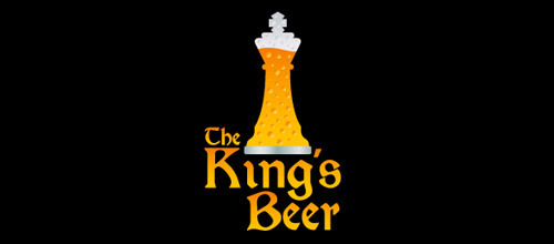 king beer logo designs