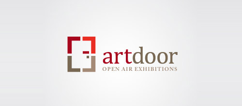 artdoor logo designs
