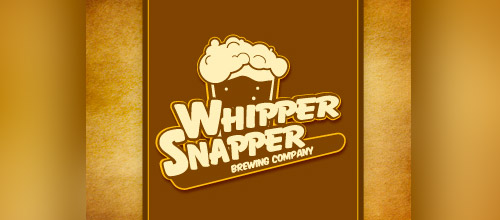 whipper snapper brewing logo designs
