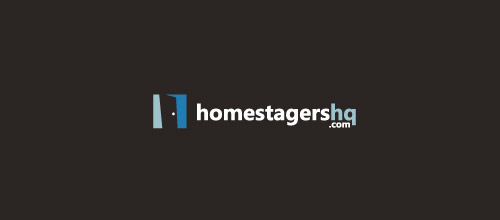 home stagers door logo designs