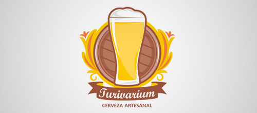 turivarium beer logo designs