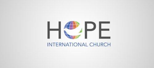 hope dove logo designs