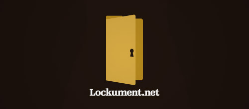 lockument door logo designs