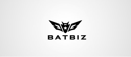 bat business logo design
