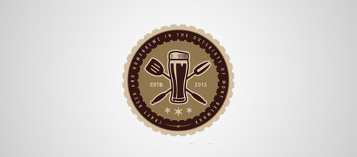 joe turner beer logo designs
