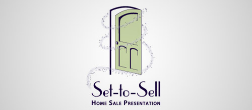 sell door logo designs