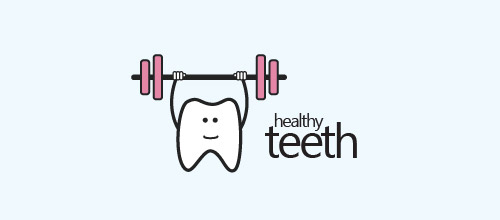 35 Attractive Dental Logo Designs For Inspiration