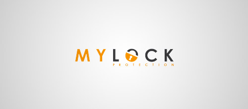 my lock logo designs