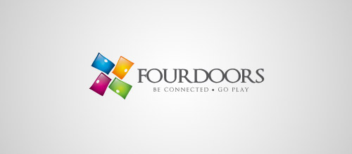 fourdoors logo designs