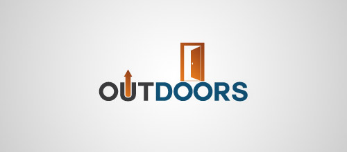 out doors logo designs