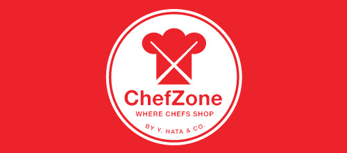 chef zone logo designs