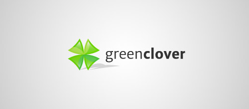 green clover logo designs