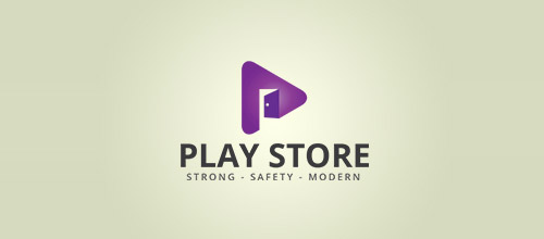 play door logo designs