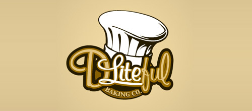 delightful chef logo designs
