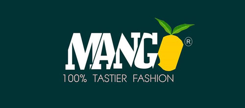 mango fashion logo designs